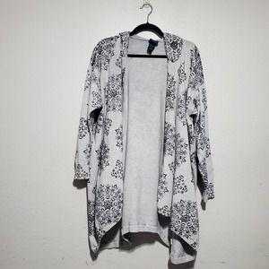 Torrid Harry Potter Divination Print Hooded Cardigan Womens Plus Size 3X Cotton